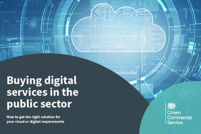 Buying digital services in the public sector whitepaper