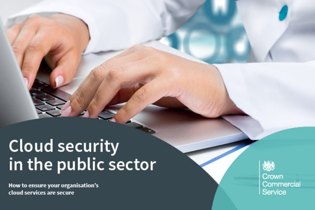Cloud security in the public sector whitepaper