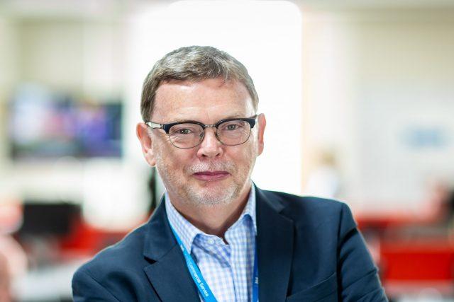 Carl Kelleher - SEPS team member - CCS