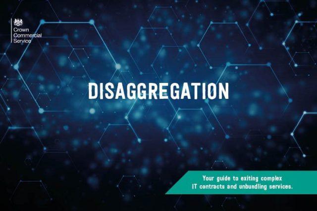Disaggregation whitepaper